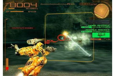 Armored Core - Nine Breaker (USA) ISO