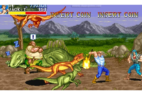 Download Cadillacs and Dinosaurs Game For PC Full Version ...