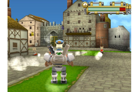 Tail Concerto (1998) by CyberConnect2 PS game