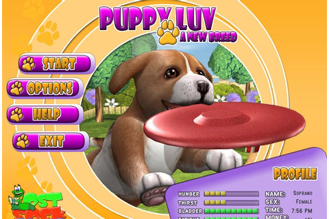 Puppy Luv: A New Breed | LisiSoft