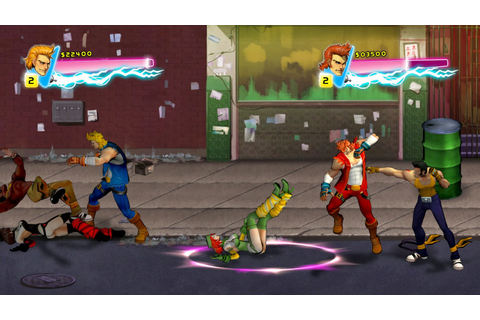 all Pc Game: Double Dragon Neon and Specs