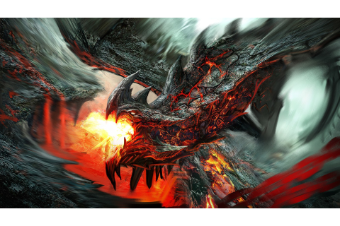 Game Dragon Wallpapers | PixelsTalk.Net