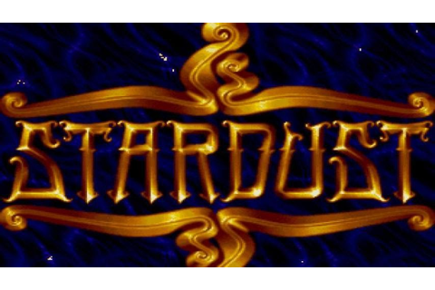 Stardust gameplay (PC Game, 1993) - YouTube