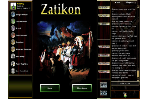 App Shopper: Armies of Zatikon: Trading Cards & Chess- A ...