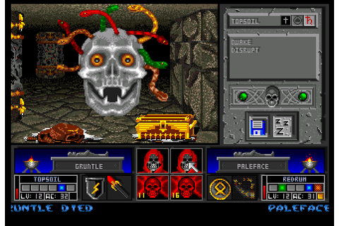 The CRPG Addict: Black Crypt: Core of Corruption