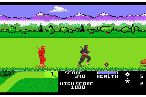 TURN TO CHANNEL 3: Yes, 'Ninja Golf' is an actual Atari ...