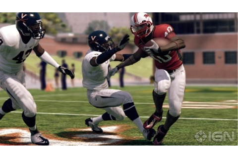 NCAA Football 11 Review - IGN