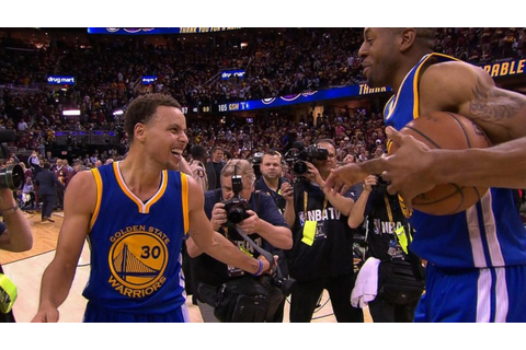 Golden State Warriors Champions After Winning Tense Game 6 ...