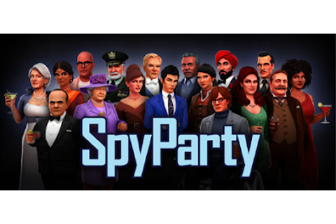 SpyParty - Free Download Full Version PC Games and softwares