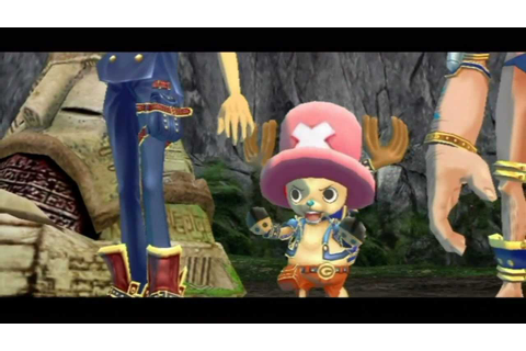 Video Game Quickie 9! : One Piece Unlimited Adventure ...