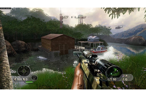 Far Cry Instincts Predator - screenshots gallery ...