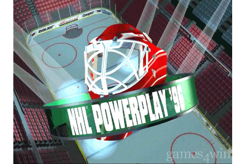 NHL Powerplay 96 Download on Games4Win