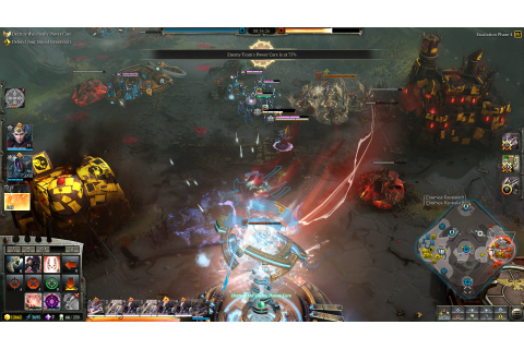 Warhammer 40K: Dawn of War 3 review: Twilight struggle ...