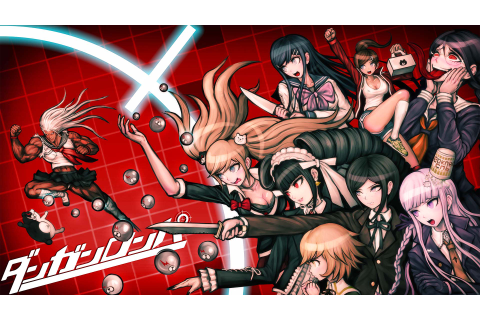 Danganronpa: Trigger Happy Havoc - Ultimate Heroines ...