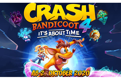 Crash Bandicoot™ 4: It's About Time - [PlayStation 4 ...