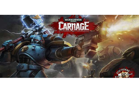 Warhammer 40,000: Carnage » Android Games 365 - Free ...