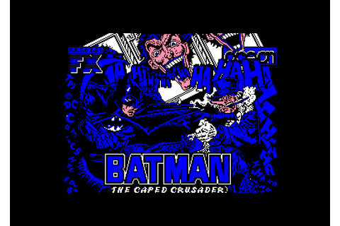 Batman The Caped Crusader by Special FX edited by Ocean ...