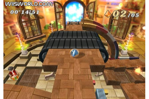 Kororinpa on Wii