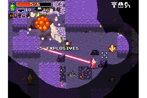 Preview - Nuclear Throne (PC) - Game Side Story