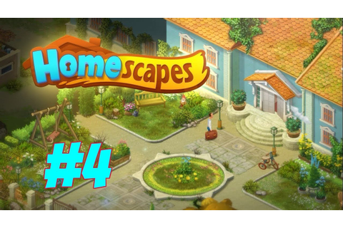 HOMESCAPES Gameplay Story Walkthrough Video | Hall Area ...