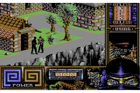 Last Ninja 3 (Amiga, Commodore 64) Game Download