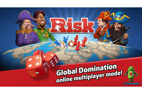 RISK Global Domination (iOS / Android) Gameplay HD - YouTube