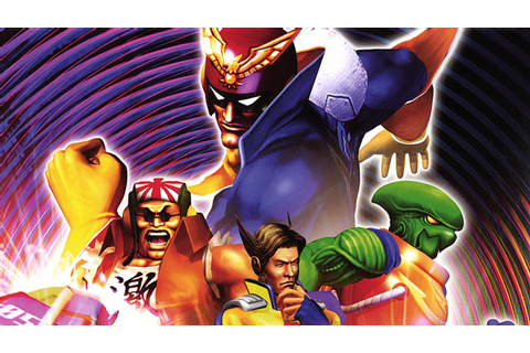 F-Zero AX Arcade Game Hidden In Gamecube's F-Zero GX, Here ...