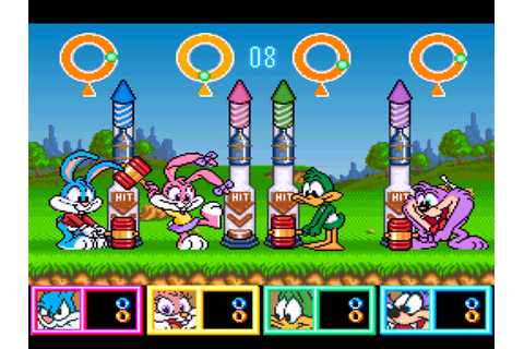Tiny Toon Adventures: Wacky Sports Challenge Download Game ...