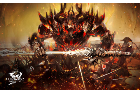 Guild Wars 2 Path of Fire | PC Game Key | KeenShop