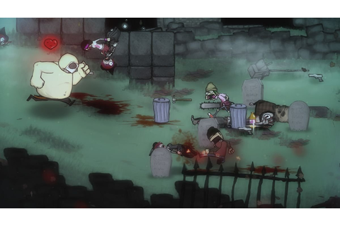 Charlie Murder Xbox 360 Review: This summer's loudest and ...