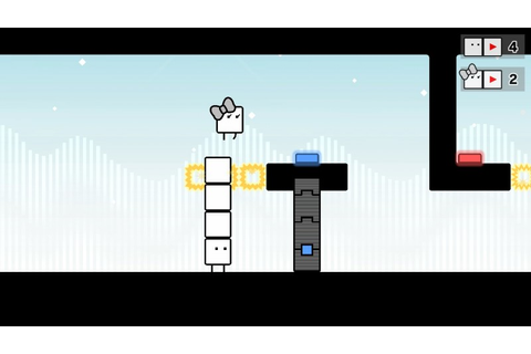 BoxBoy + BoxGirl Review – Another Square Deal - Game Informer