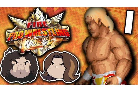 Fire Pro Wrestling World: World's Greatest Fighting Game ...