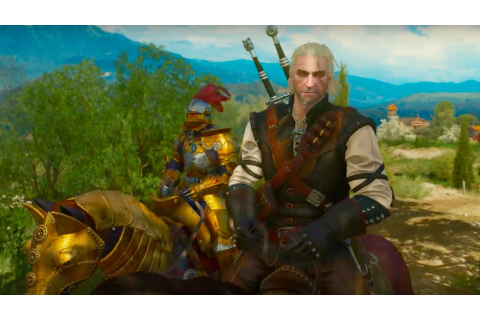 The Witcher 3: Wild Hunt Official Blood and Wine Teaser ...