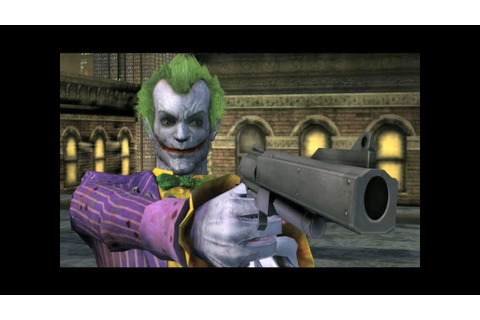 Batman: Arkham City Lockdown Trailer (iPhone, iPad and ...