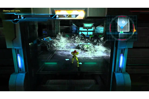 Metroid: Other M GAMEPLAY on Dolphin Emulator (720p) - YouTube