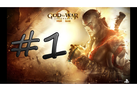 God of War Ascension Walkthrough Part 1 No Commentary ...