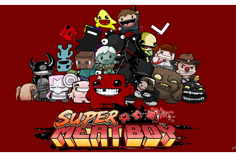 Studio-Off: [GAMES] Super Meat Boy