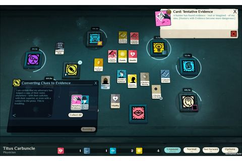 Cultist Simulator launch trailer confirms a late-May ...