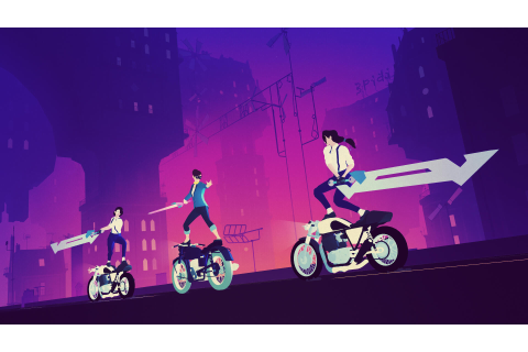 Sayonara Wild Hearts is a Bright, Loud Game That Tells a ...