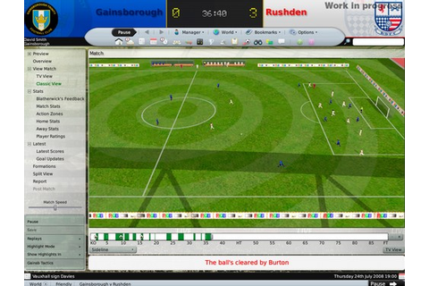 Football Manager 2009 Free Download Full PC Game | Latest ...