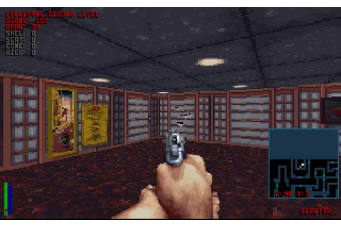 Download The Terminator: Rampage shooter for DOS (1993 ...