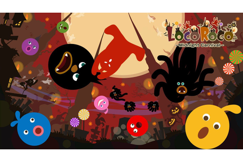 LocoRoco Midnight Carnival WALLPAPER wallpaper #1 ...