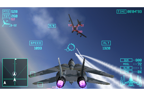 Ace Combat X: Skies of Deception | Articles | Pocket Gamer