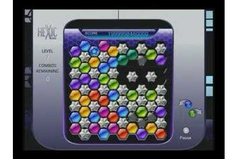 Hexic HD 2 Trillion exact score - YouTube