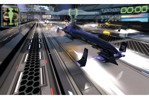 Phew, Ex-WipEout Devs' New Racing Game Looks Just Like WipEout