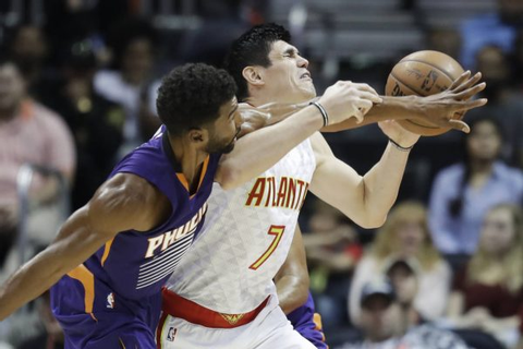 Suns rookie Dragan Bender expected to play handful of ...