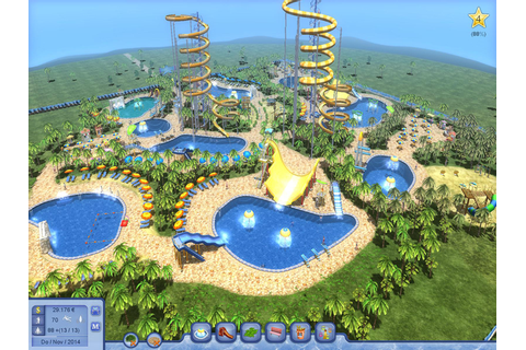 Waterpark Tycoon | GAMESLOAD