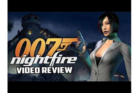 James Bond 007: Nightfire PC & Playstation 2 Game Review ...