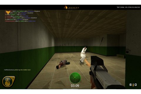Bots in-game image - GoldenEye: Source mod for Half-Life 2 ...