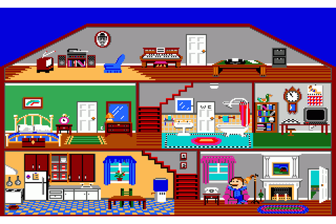 Dazeland : Jeux Amiga : Little Computer People